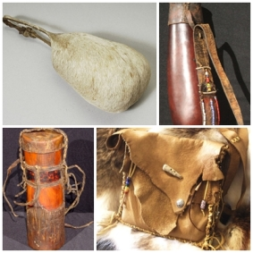 Handmade bags from Sudan and Kenya